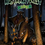 Nightmare Forest: Dead Run Cover Art