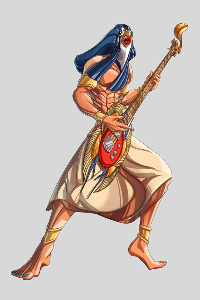 RA - The Gods of Rock