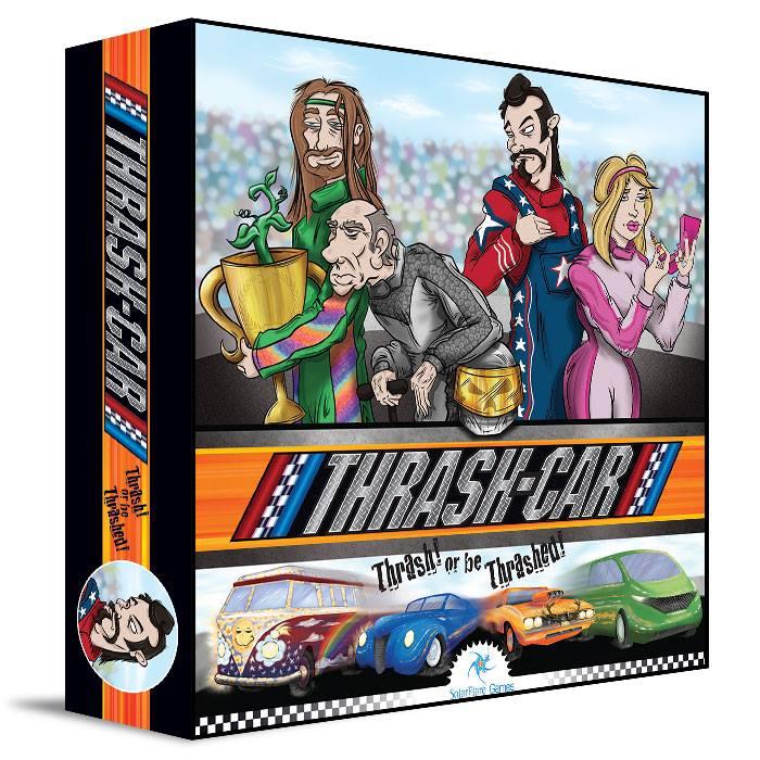 Thrash Car Game