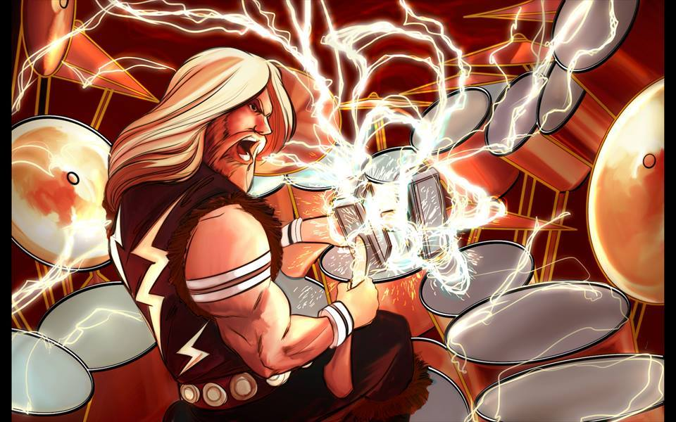 Thor - The Gods of Rock