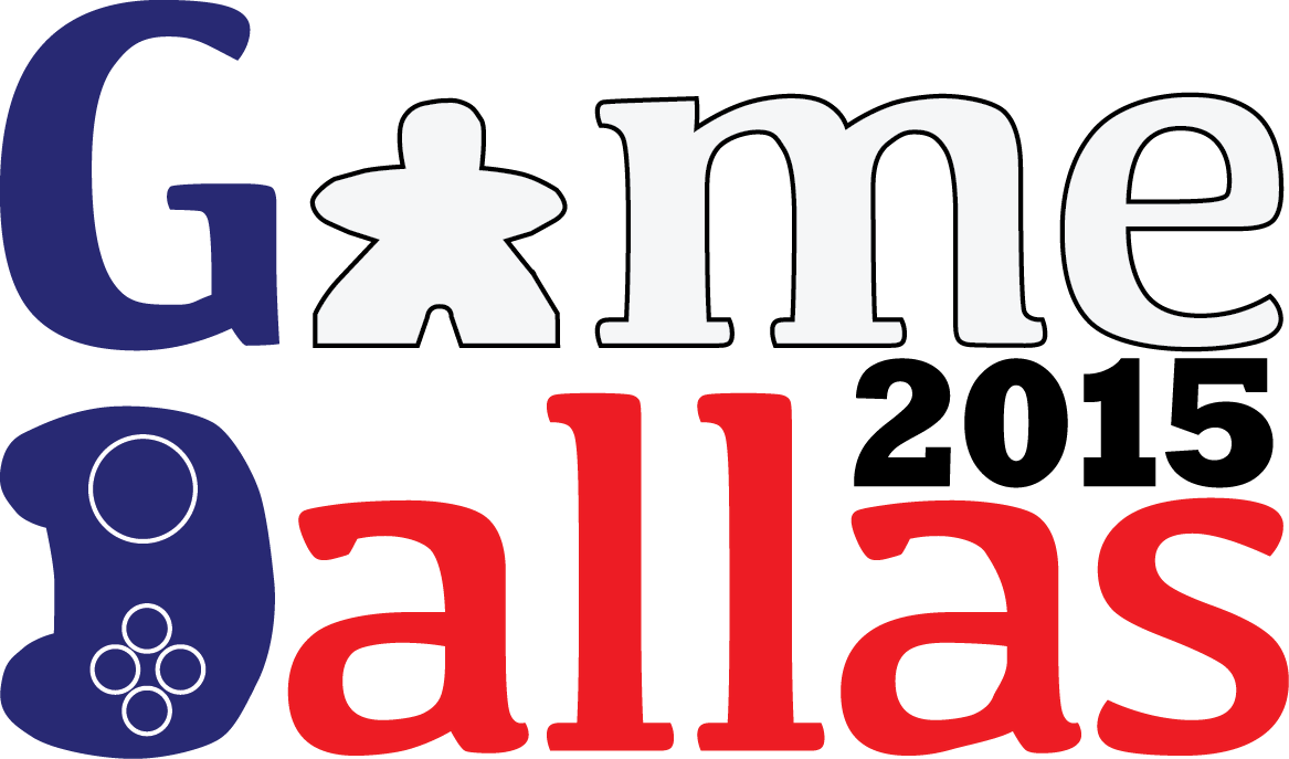 GameDallas2015- Sept 18-19 2015