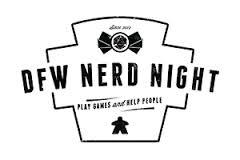 DFW Nerd Night Logo