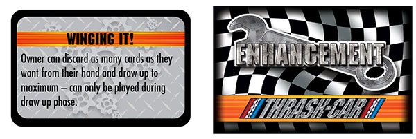 Enhancement card example