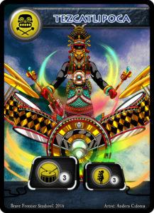 Aztec-Drums-Tezcatlipoca