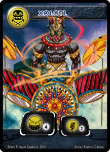 Aztec-drums-xolotl