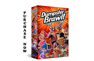 Dumpster Brawl