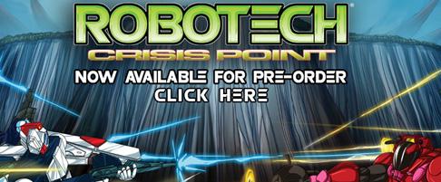 Robotech® Crisis Point