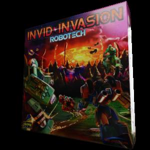 Invid Invasion Box