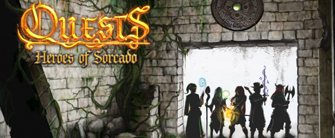 Welcome to Quests: Heroes of Sorcado