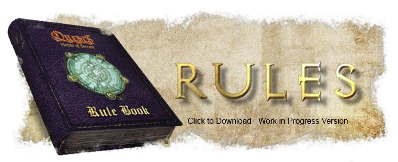 Quests: Heroes of Sorcado Rule Book