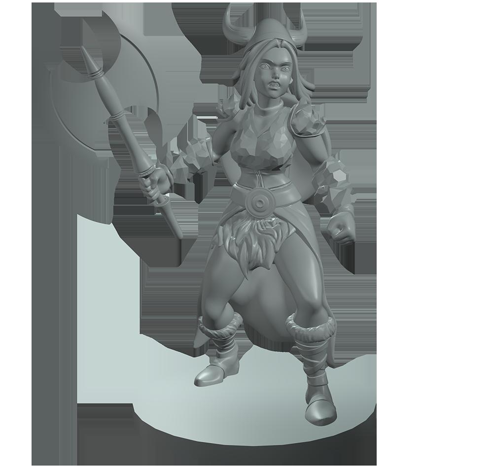 Quests Heroes of Sorcado - barbarian