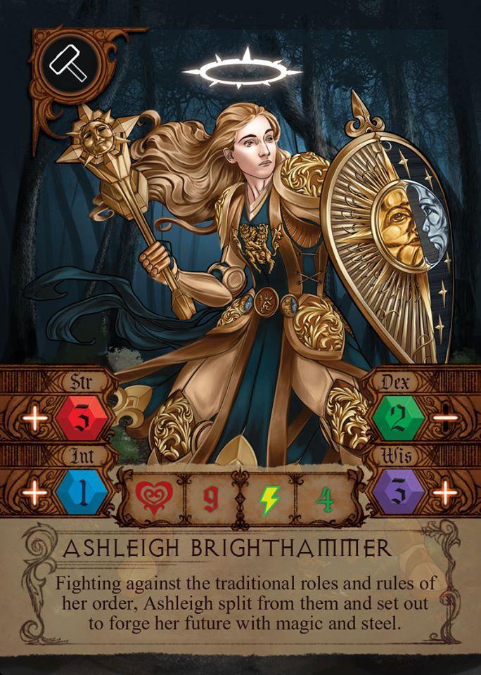 Ashleigh Brighthammer