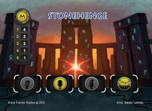 m stonehenge